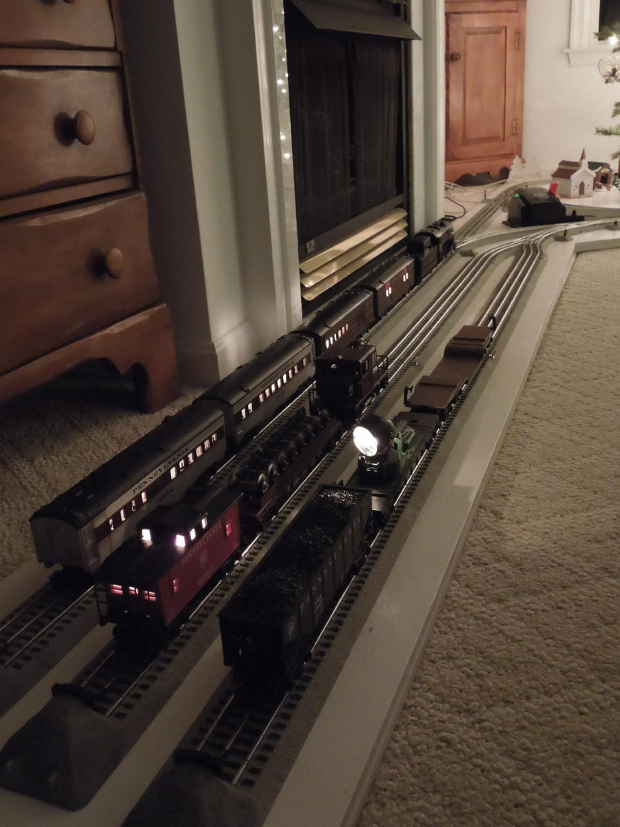 Block Wiring Lionel Fastrack Jeffs Train Page Img